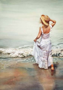 Figurative Paintings by Susan Harrison-Tustain