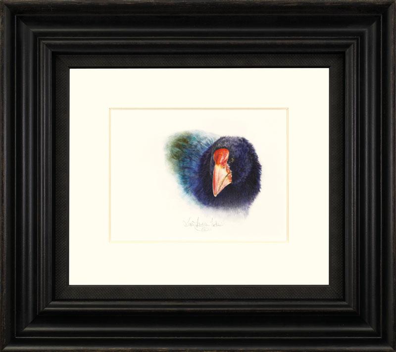 Hamilton framed