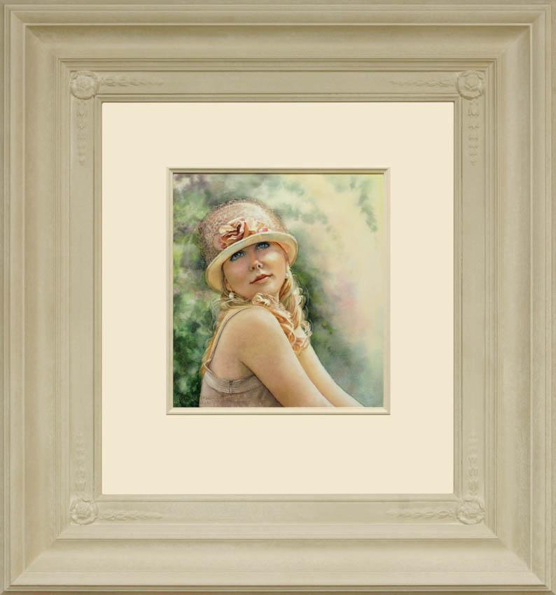 Seventeenth Summer framed