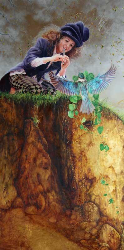 Fine art by Susan Harrison-Tustain