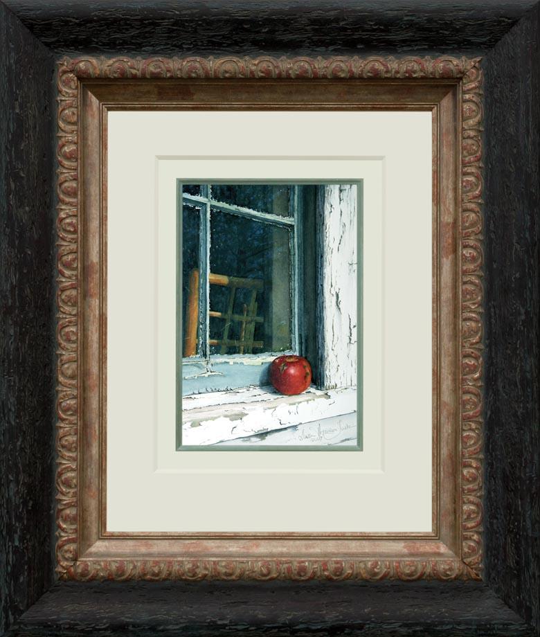 Windfall framed