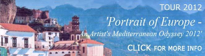 2012 Portraits of Europe - European Art Tours