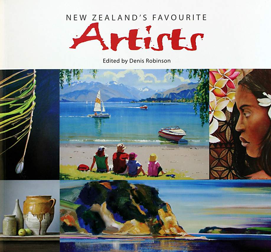 New Zealand's Favourite Artists