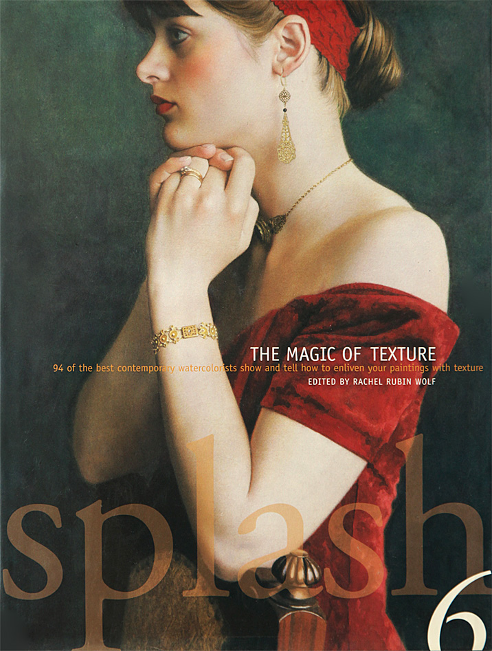 Susan Harrison-Tustain in Splash 6