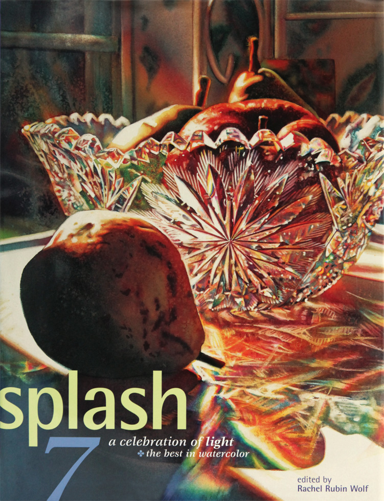 Susan Harrison-Tustain in Splash 7