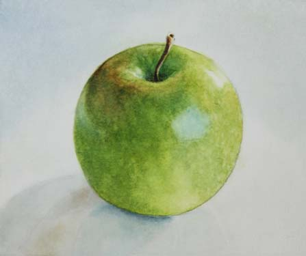 My Priming Method – how it works - Water Color Art Lessons by Susan Harrison-Tustain