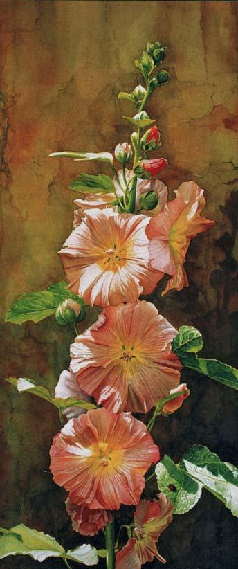 Fine Art Watercolor Painting'Qualcosa di Vecchio Qualcosa di Nuovo' on Arches Hot pressed paper 300gsm