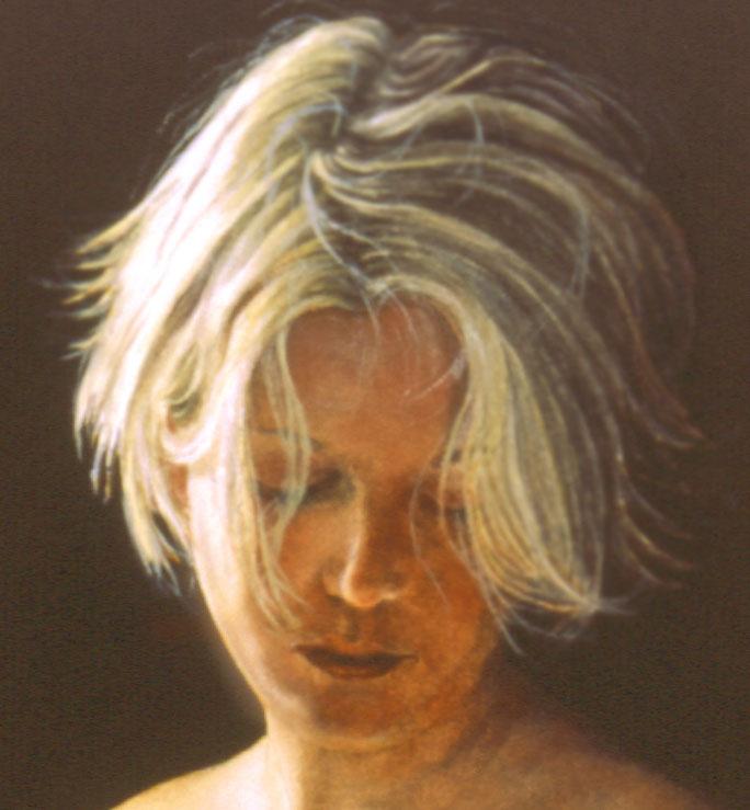 Painting Blond