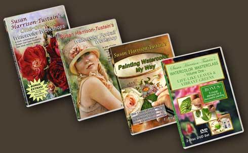 Susan Harrison-Tustain DVDs & Video Downloads